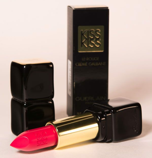 Son kem Guerlain Kiss Kiss Shaping Cream Lip Colour
