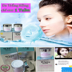 WHITE MASK HÀN QUỐC GIRLFRIEND