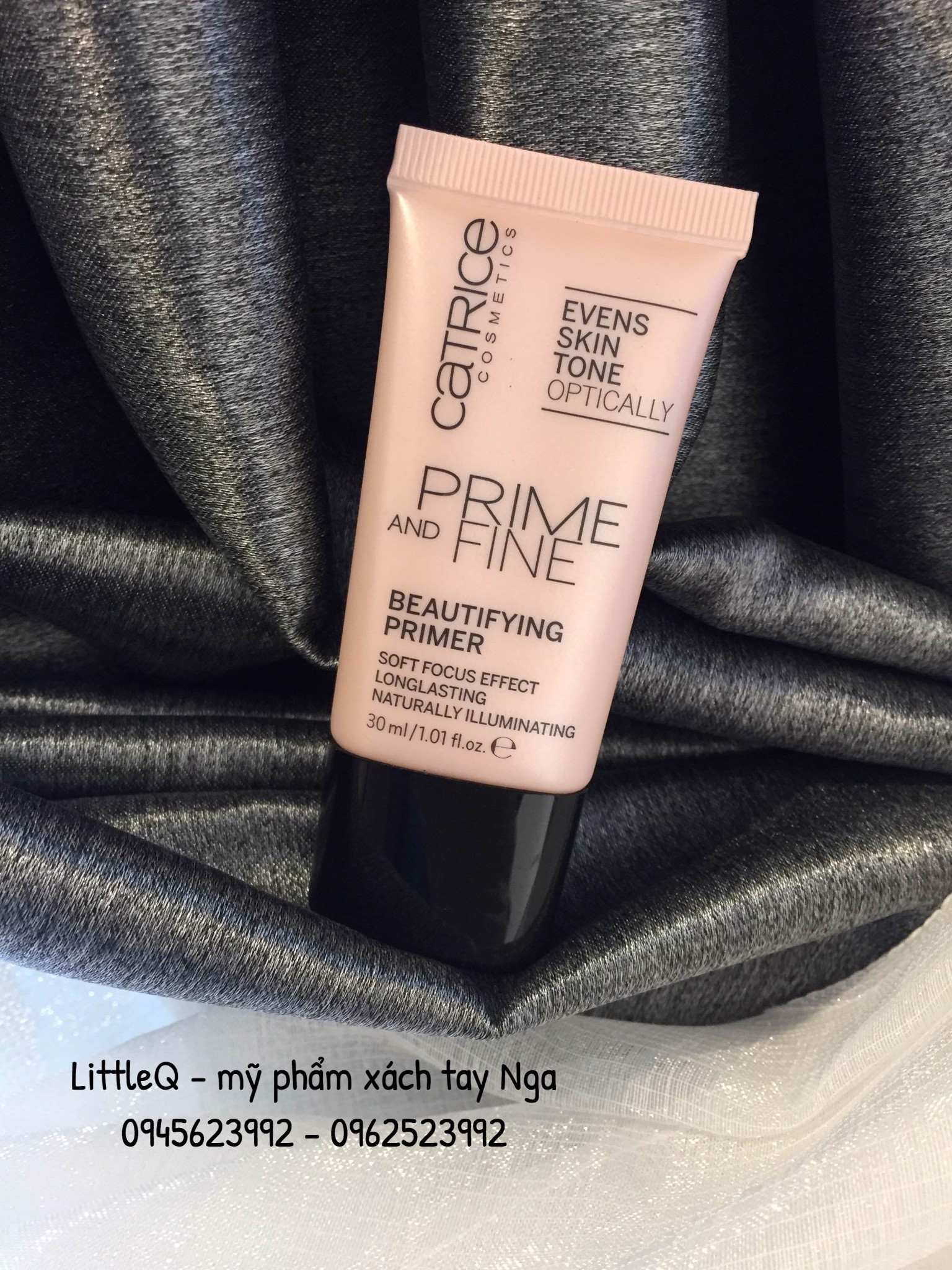 KEM LÓT CATRICE PRIME AND FINE BEAUTIFYING PRIMER