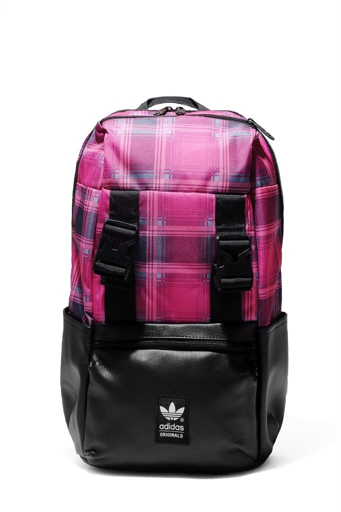 CAMPUS BACKPACK ADIDAS - PINK PATTERN