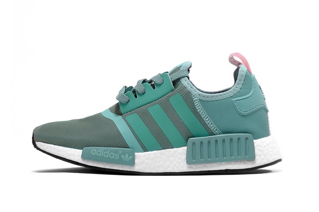 NMD R1 COLORWAYS VAPOUR STEEL
