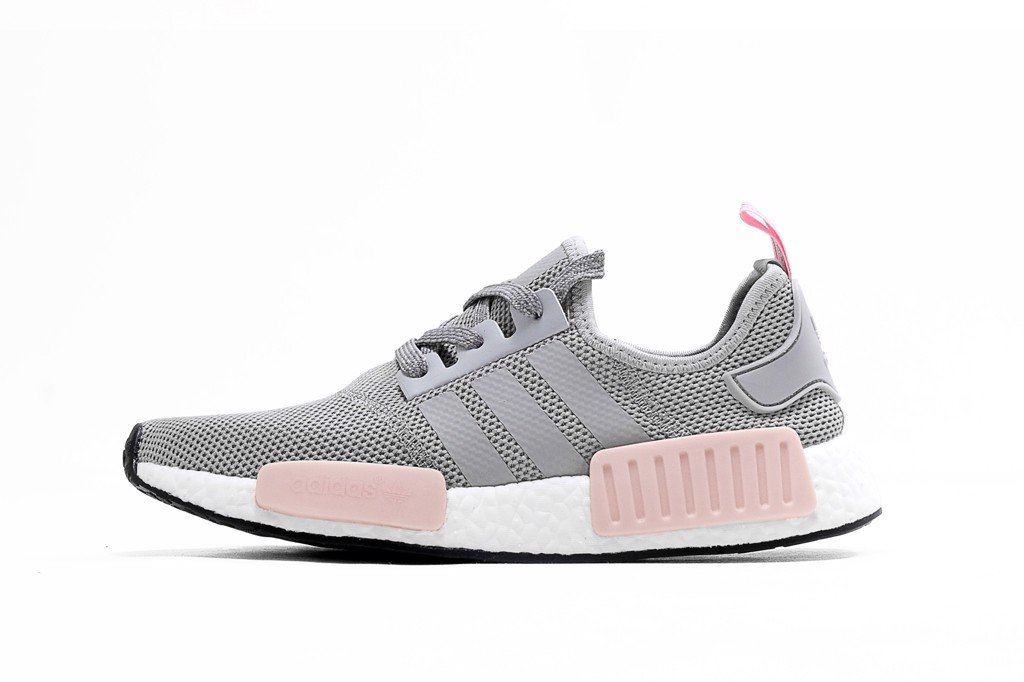 NMD R1 COLORWAYS VAPOUR PINK - ONIX PINK