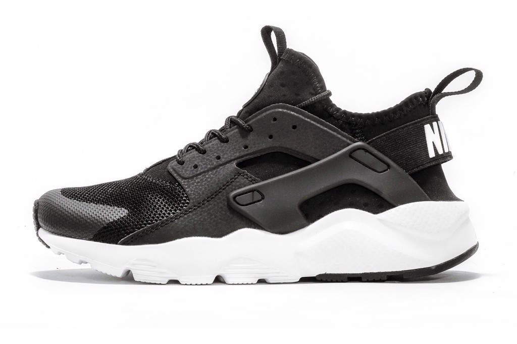 NIKE AIR HUARACHE ULTRA - BLACK