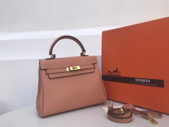 15a15772af6 Túi xách Hermes kelly hàng Super sale da thật size 28cm màu nâu đẹp ...