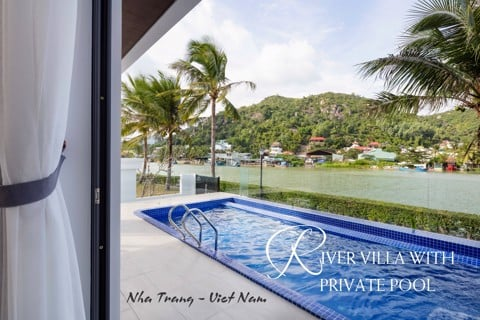 THANK YOU SALE -  CHAM OASIS VILLA RATE
