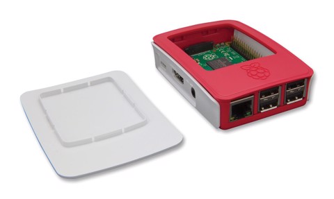 Vỏ Case Raspberry Pi Official