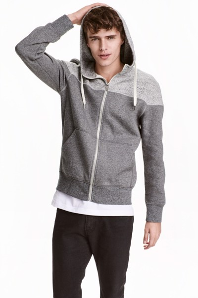 Áo Hooded Jacket H&M