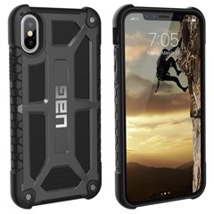 Ốp lưng iphone X UAG Monarch Xám