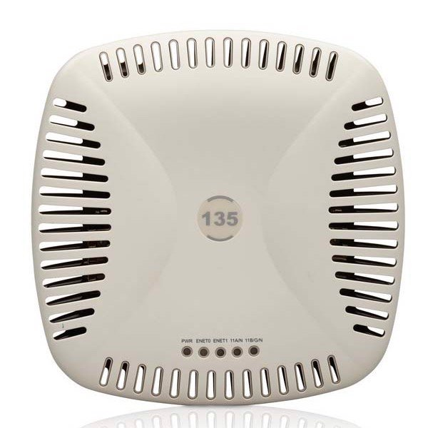 ARUBA 135 Access Point Dual Band có DHCP