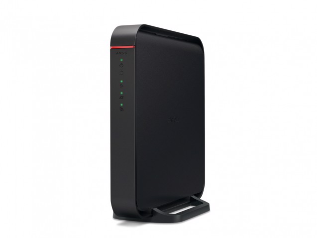Router Wifi Buffalo WZR-600DHP2