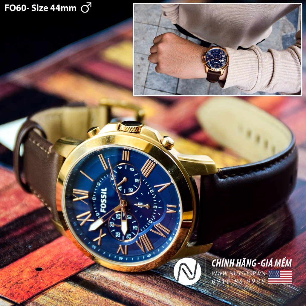 FOSSIL MEN'S WATCH - Fo60