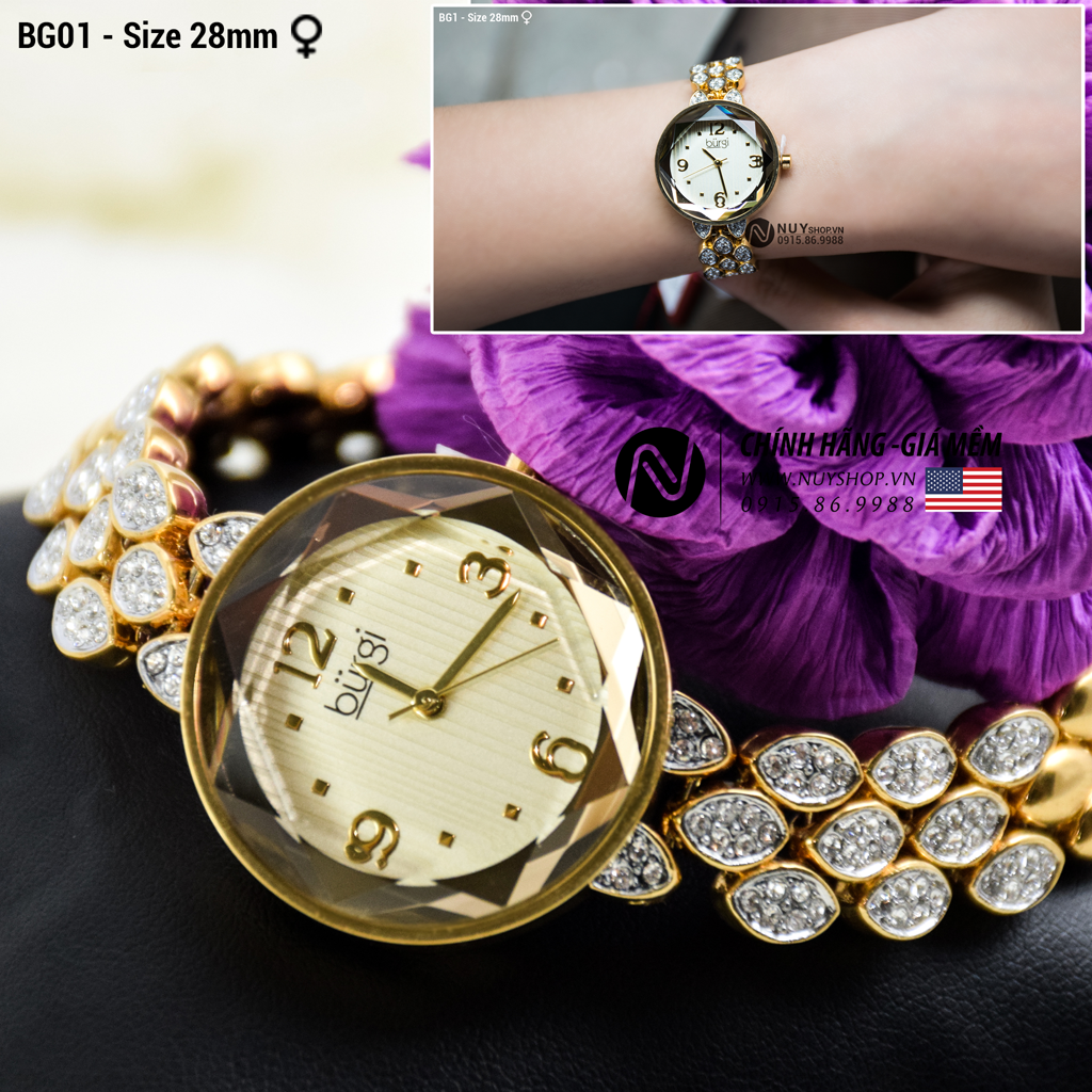 BURGI LADIES WATCH - BG01