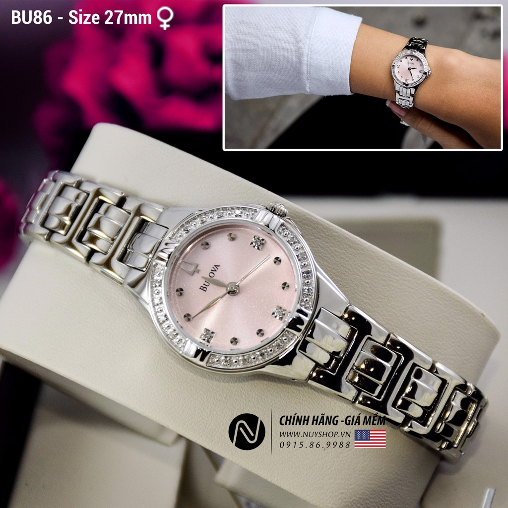 BULOVA LADIES WATCH - BU86