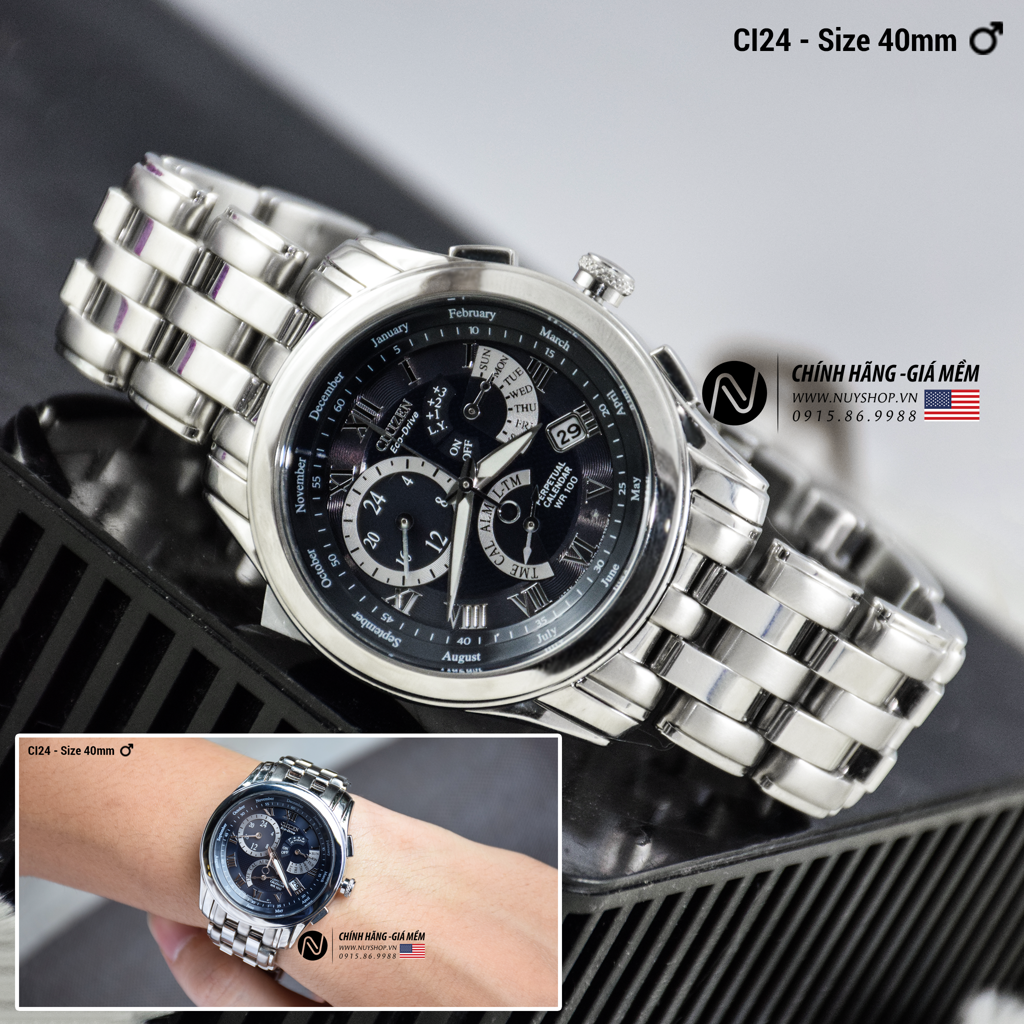 CITIZEN MEN'S WATCH - CI24