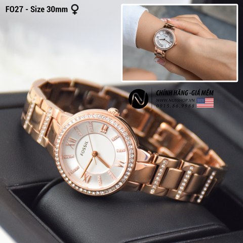 FOSSIL LADIES WATCH - Fo27