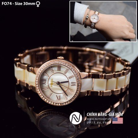 FOSSIL LADIES WATCH - FO74