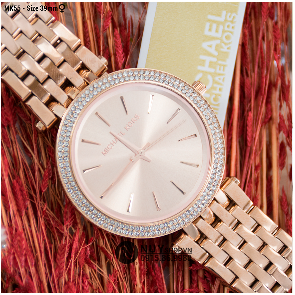 MICHAEL KORS LADIES WATCH - MK55