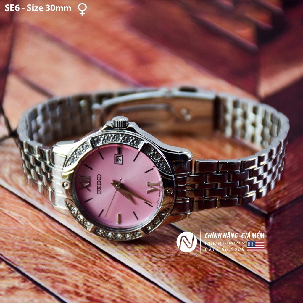 SEIKO WOMEN'S WATCH - SE6