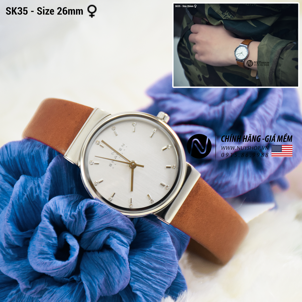 SKAGEN LADIES WATCH - Sk35