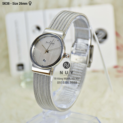 SKAGEN LADIES WATCH - Sk38