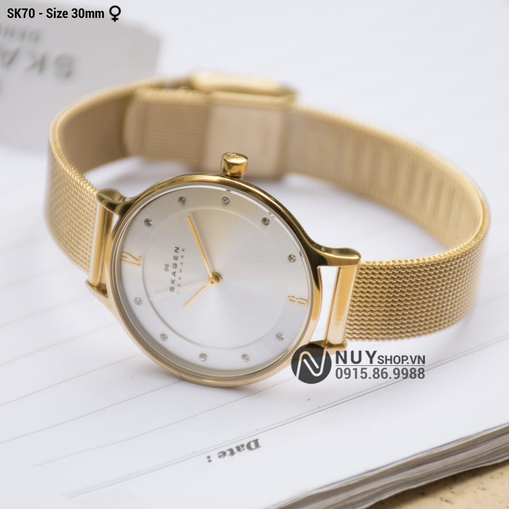 SKAGEN LADIES WATCH - Sk70