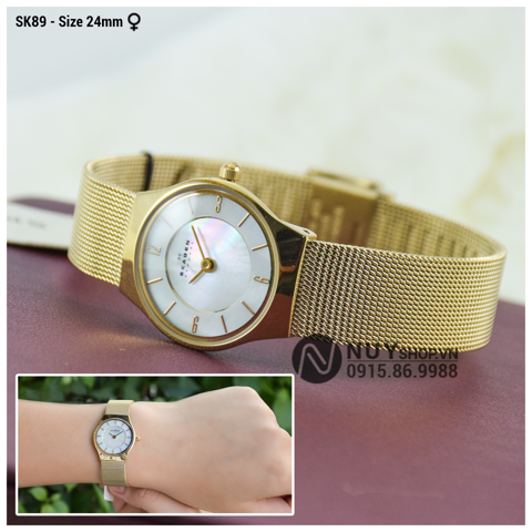 SKAGEN LADIES WATCH - SK89