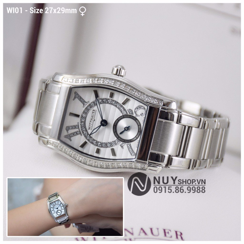 WITTNAUER LADIES WATCH - WI01