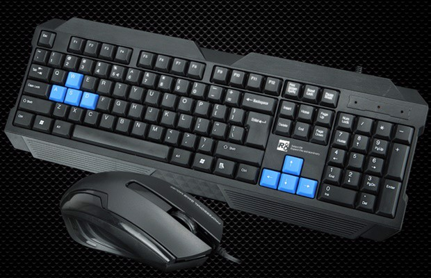 COMBO+MOUSE R8 1906 CHUYÊN GAME