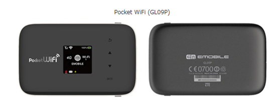 Phát wifi Pocket GL09 4G pin 5000mAh