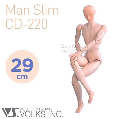 Volks normal body - Nam thường (CD-220)