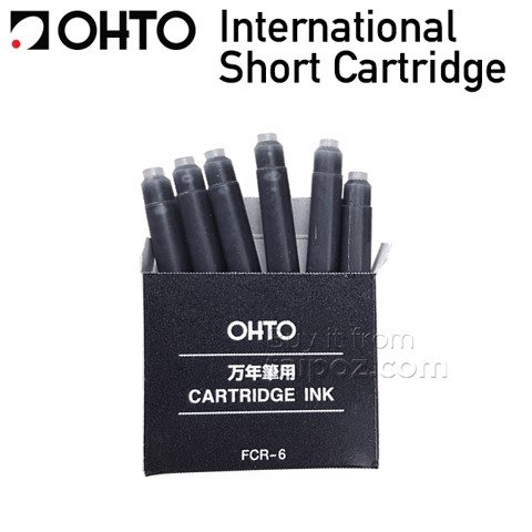 Mực bút máy Ohto - international cartridge