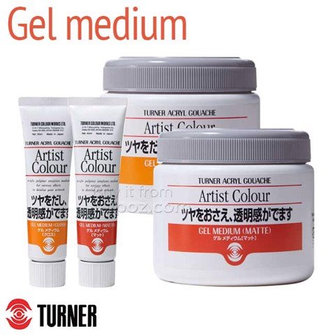 Turner gel medium
