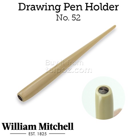 Cán bút Mitchell Drawing Pen no.52