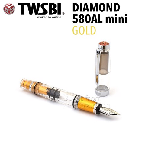 Bút máy TWSBI Diamond Mini AL - Gold