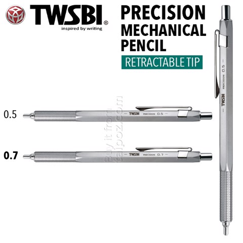Bút chì kim TWSBI Precision - Retractable Tip