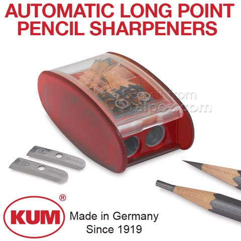 Chuốt chì Kum Automatic Long Point