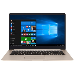 Laptop ASUS S510UQ-BQ475T Vỏ nhôm/ Win 10/ CPU Coffee Lake