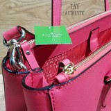 Túi Kate Sprade  Laurel Way Swthrtpink Leighann Satchel Handbag Two Way