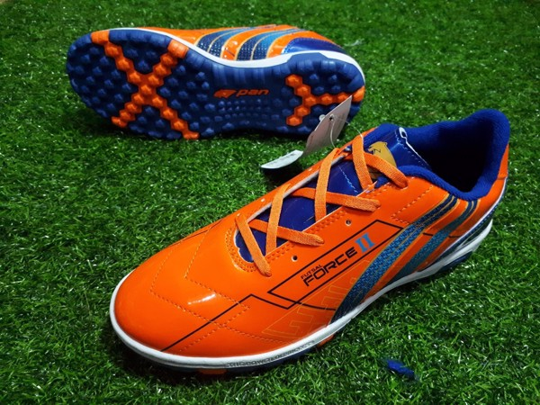 Giày Futsal Pan Force 2 TF (Cam)
