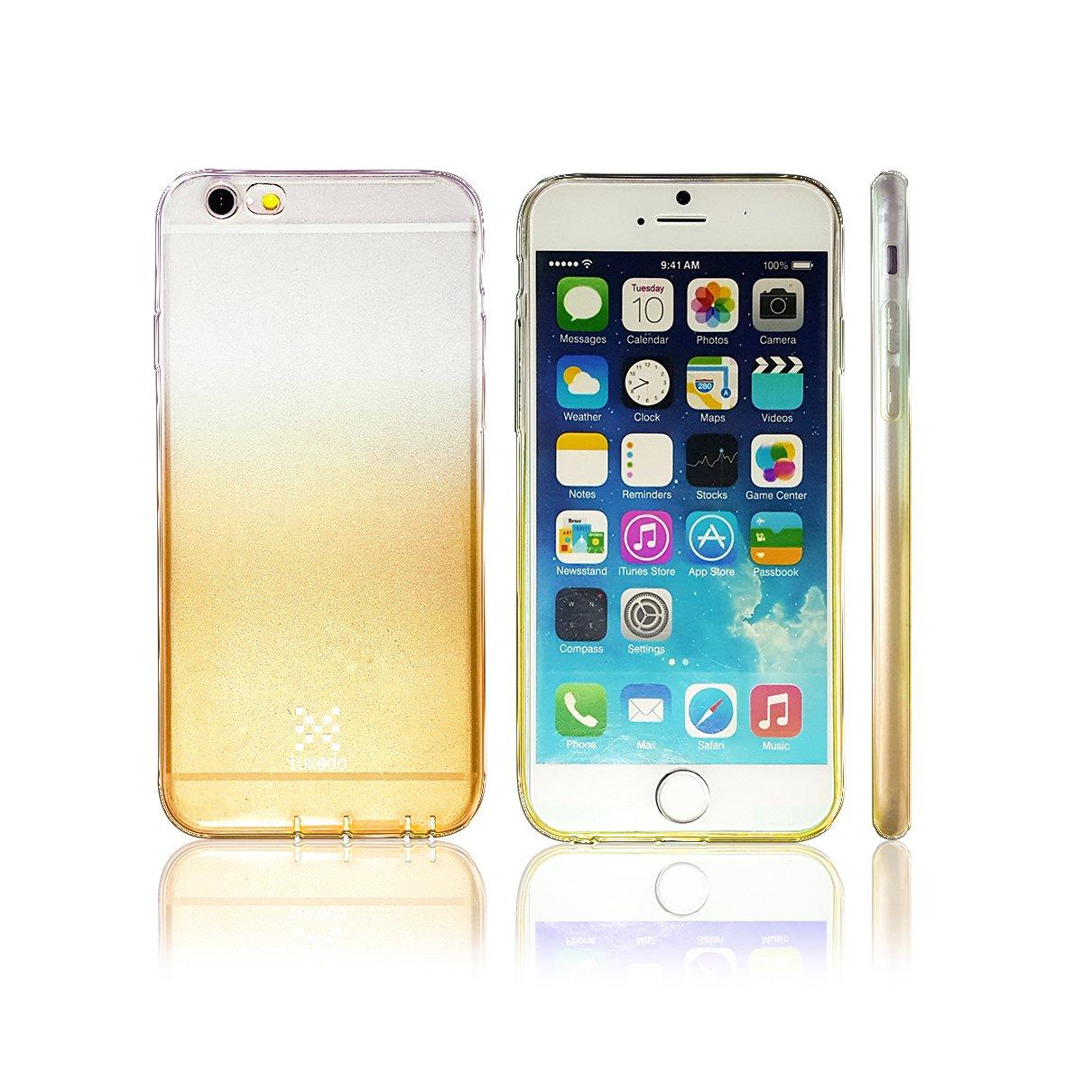 Ốp lưng iPhone 6/6S, Tuxedo Phantom (nhựa TPU cao cấp, trong suốt, mềm mại, chống va đập)