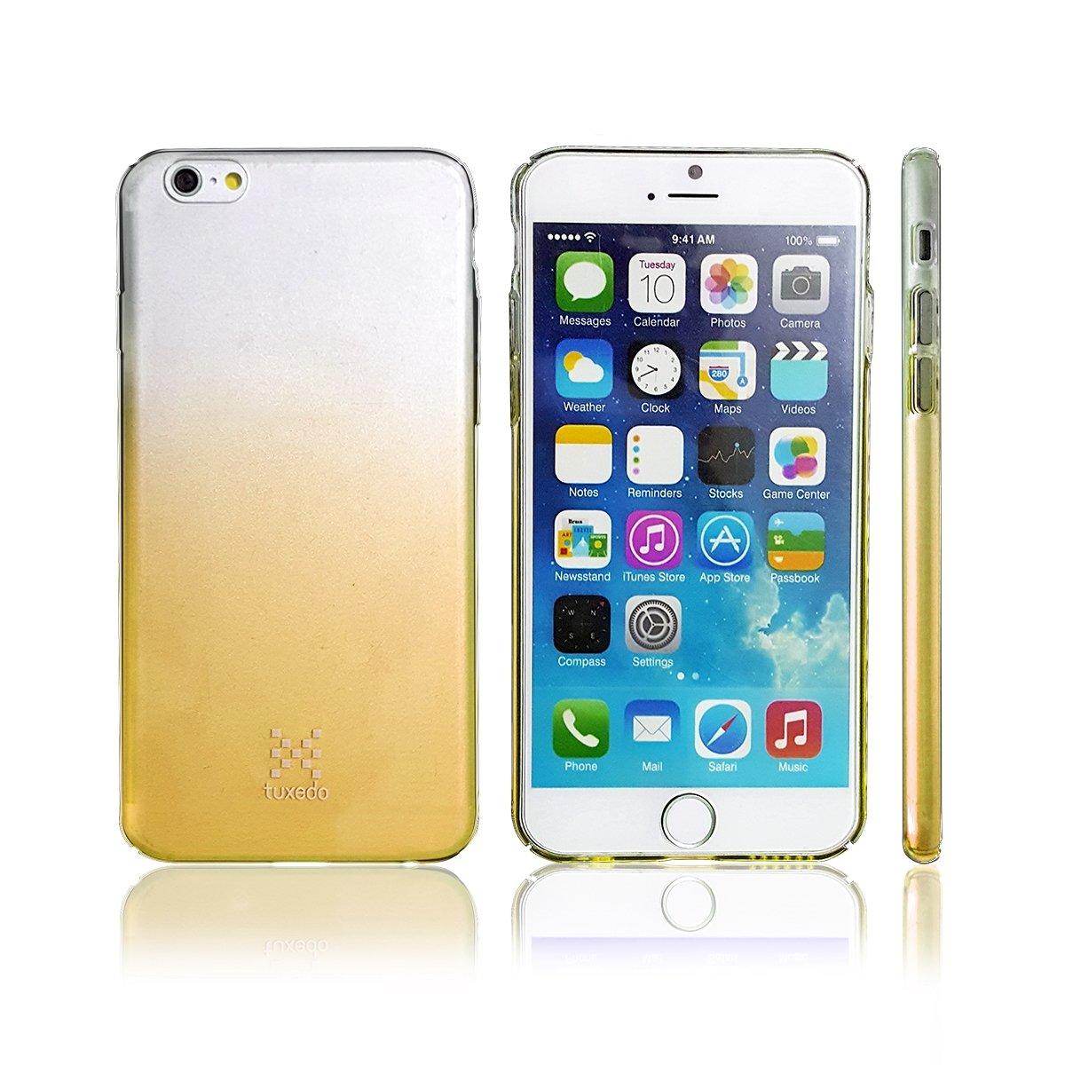 Ốp lưng iPhone 6/6S Plus Tuxedo Mirage (nhựa cứng cao cấp, trong suốt, đàn hồi, chống va đập)