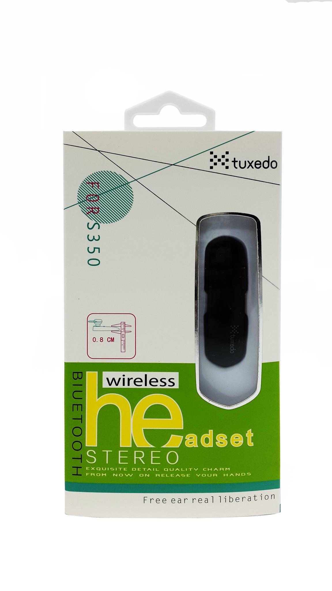 Tai nghe Bluetooth Tuxedo S350 (Bluetooth 4.1, Kết nối 2 thiết bị cùng lúc )