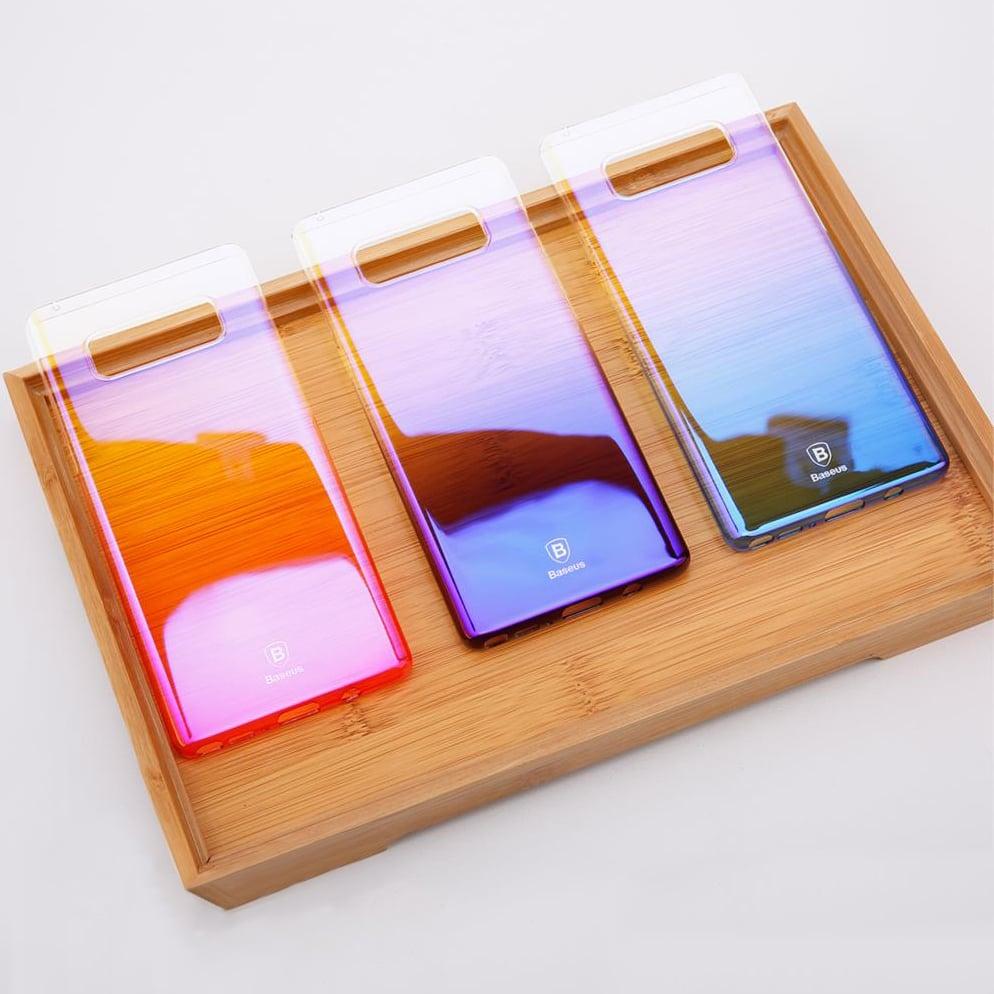 Ốp lưng Samsung Galaxy Note 8 Baseus Glaze đổi màu