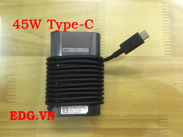 Sạc Dell 45W Oval Type-C