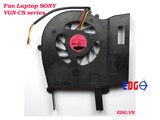 Fan Laptop SONY VGN-CS series