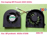 FAN Laptop HP Probook 4720s