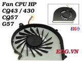 FAN Laptop HP Compaq CQ57 G57