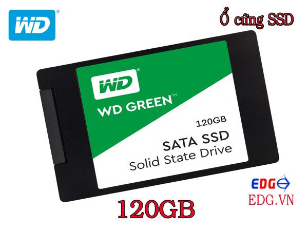 Ổ cứng SSD 120Gb WD GREEN