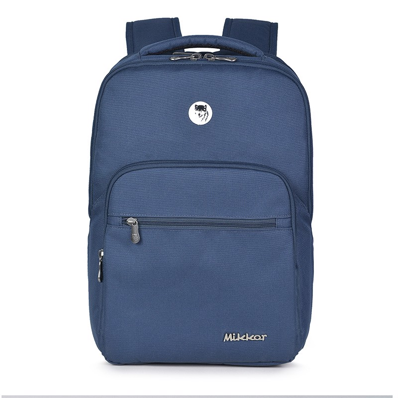 Balo Laptop Mikkor The Maddox Navy