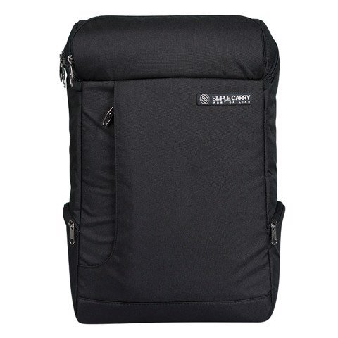 Balo Laptop Simplecarry K5 Black